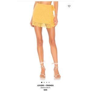 Lovers + Friends Skirts - NWT Stevie skirt from Revolve